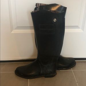 Burberry Rain Boots (Women's Size 40/US 10)